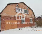 Продаётся капитальный двухэтажный дом с.Никольское со всеми коммуникациями, площадью 162,1 м кв.