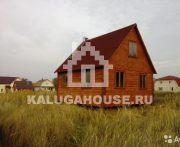 Продам дом в д. Колышево на р. Угра