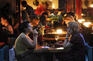 Курение разрешат в заведениях, получивших статус клуба